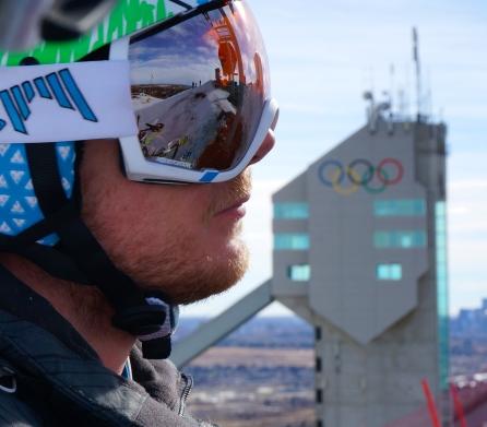 Sean HIGGINS focusing on future glory