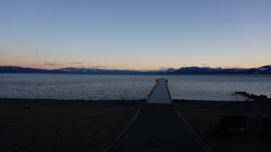 Made is to Lake Tahoe!